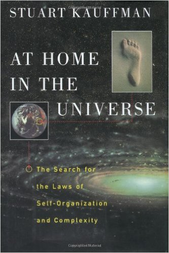  Read pages 215-224 of At Home in the Universe by Stuart Kauffman