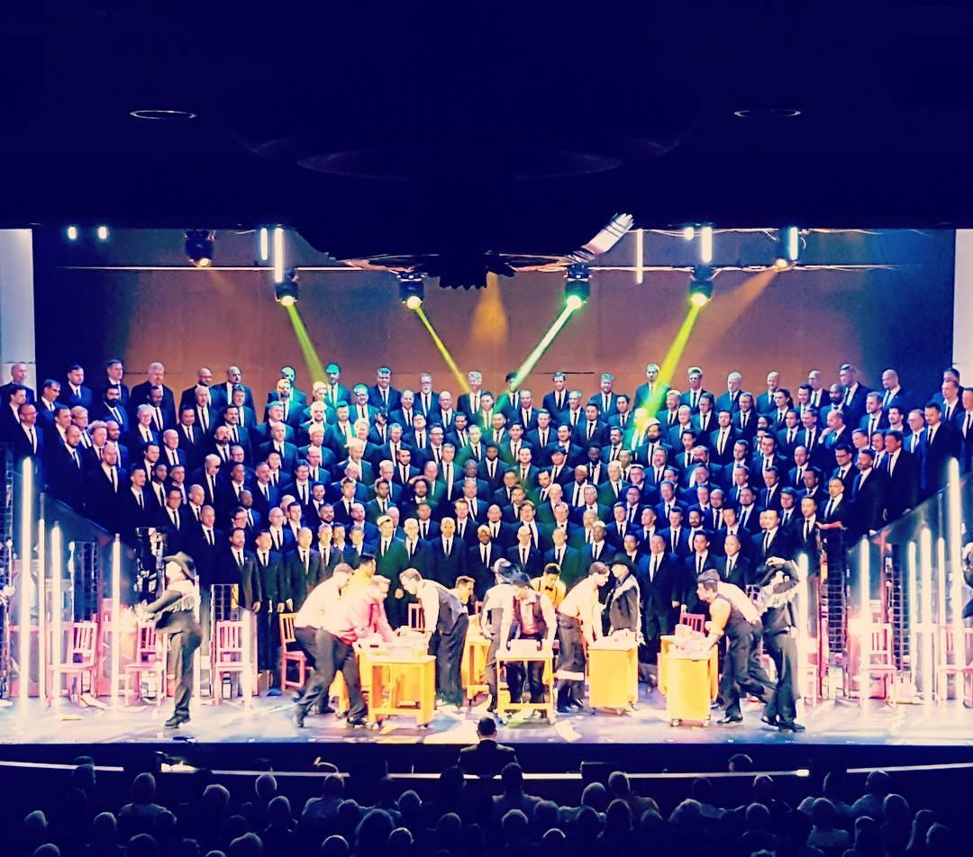 Gay Men's Chorus of Los Angeles presents Bette, Babs & Beyoncé