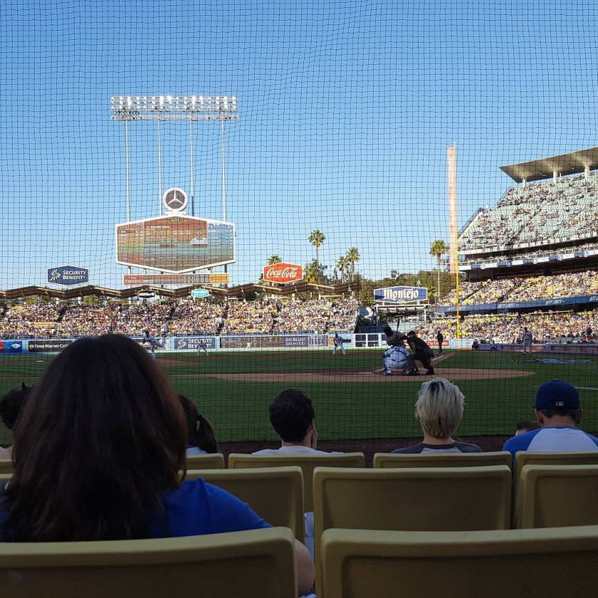 First pitch #​nozoom