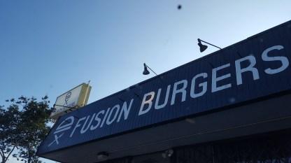 Fusion Burgers (exterior)