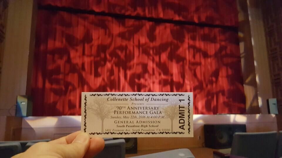Collenette's 90th Anniversary Performance Gala
