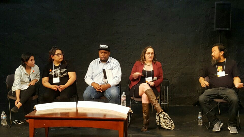 Lit Fest Pasadena panel on Indie Publishing
