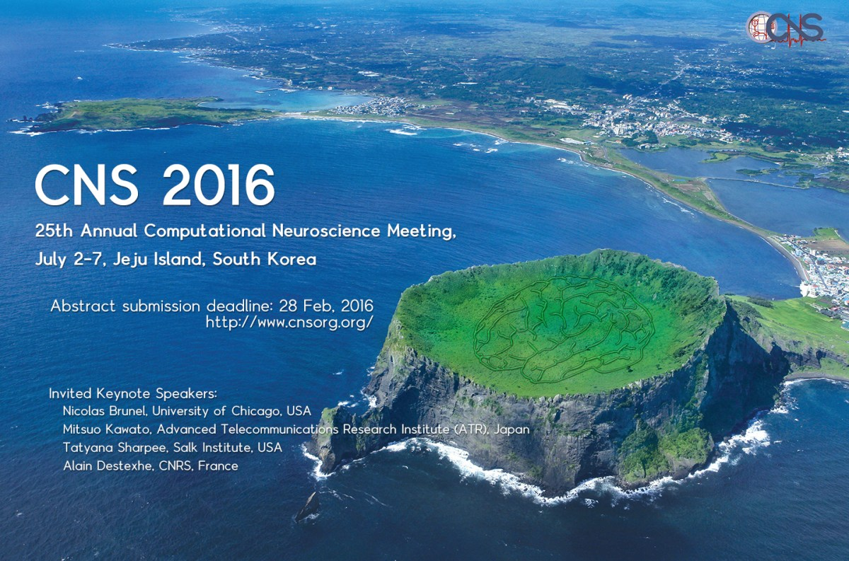 Workshop on Methods of Information Theory in Computational Neuroscience   CNS 2016