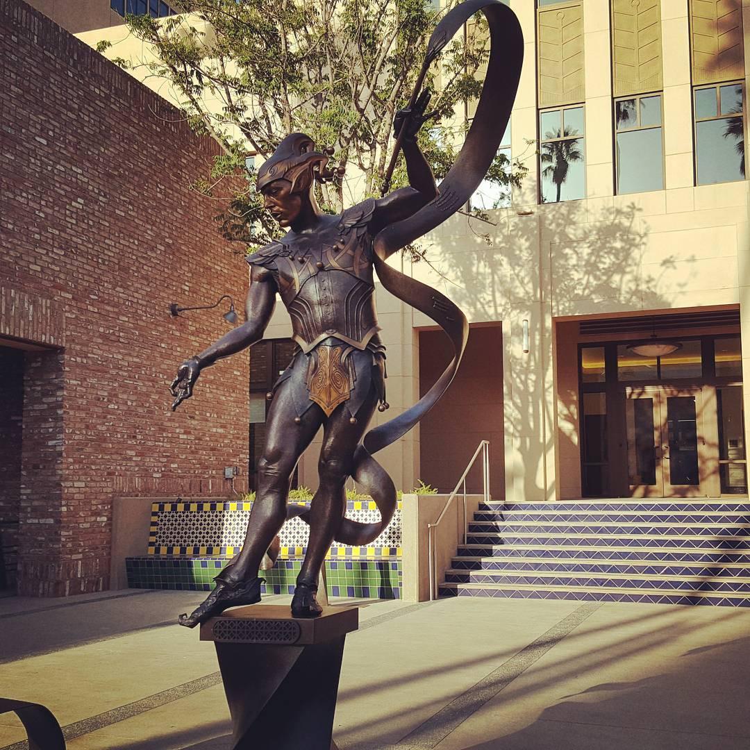Pasadena Public Statuary