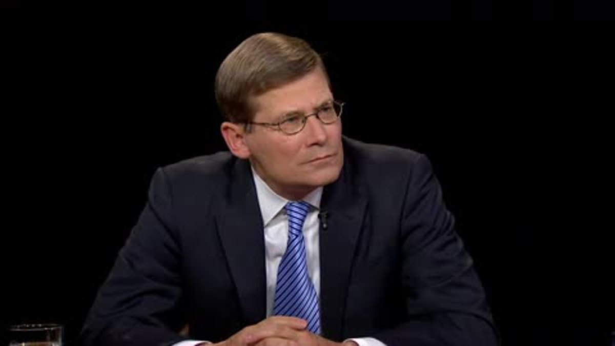 Mike Morell interview by Charlie Rose on World Politics relating to the Presidential Election 2016