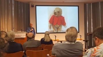 Keynote speaker: Digital salvage operations — what's worth saving? Hjalmar Gislason, vice president of data, Qlik and Deaf Teddy