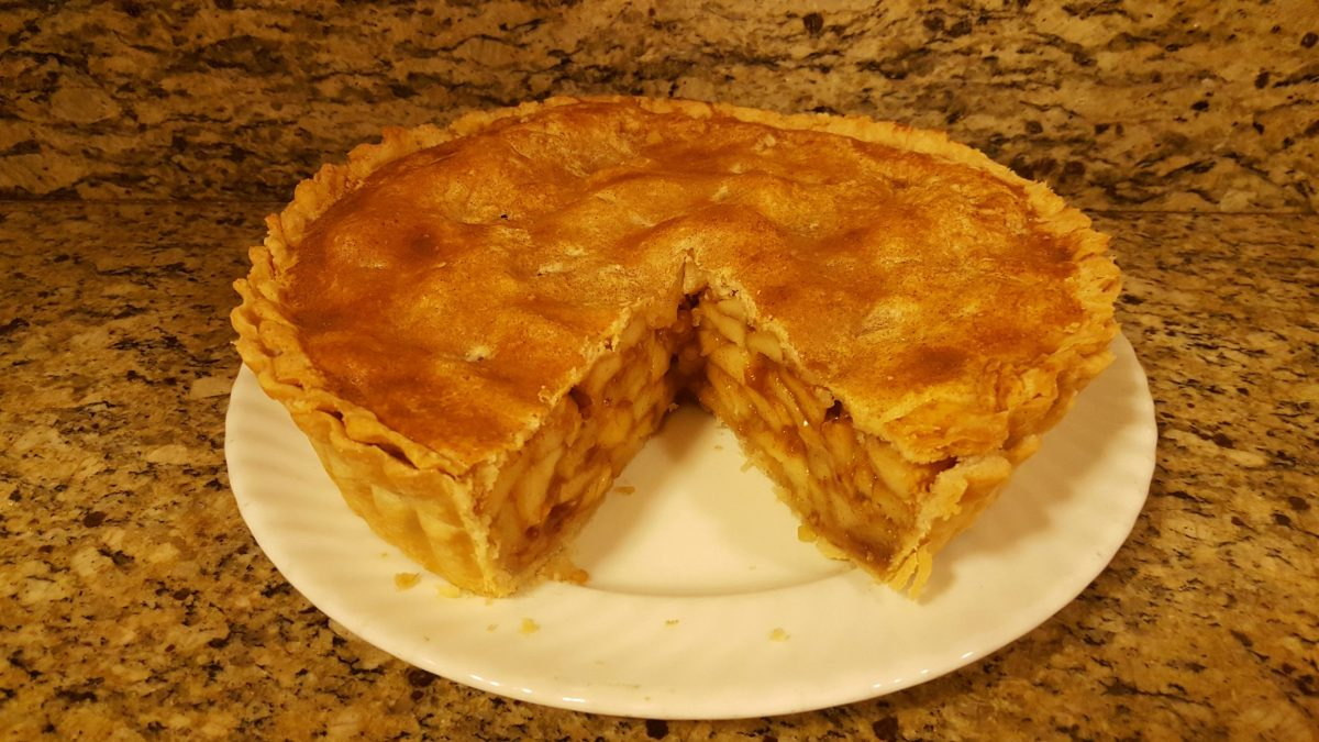 Advanced Apple Pie Making Techniques