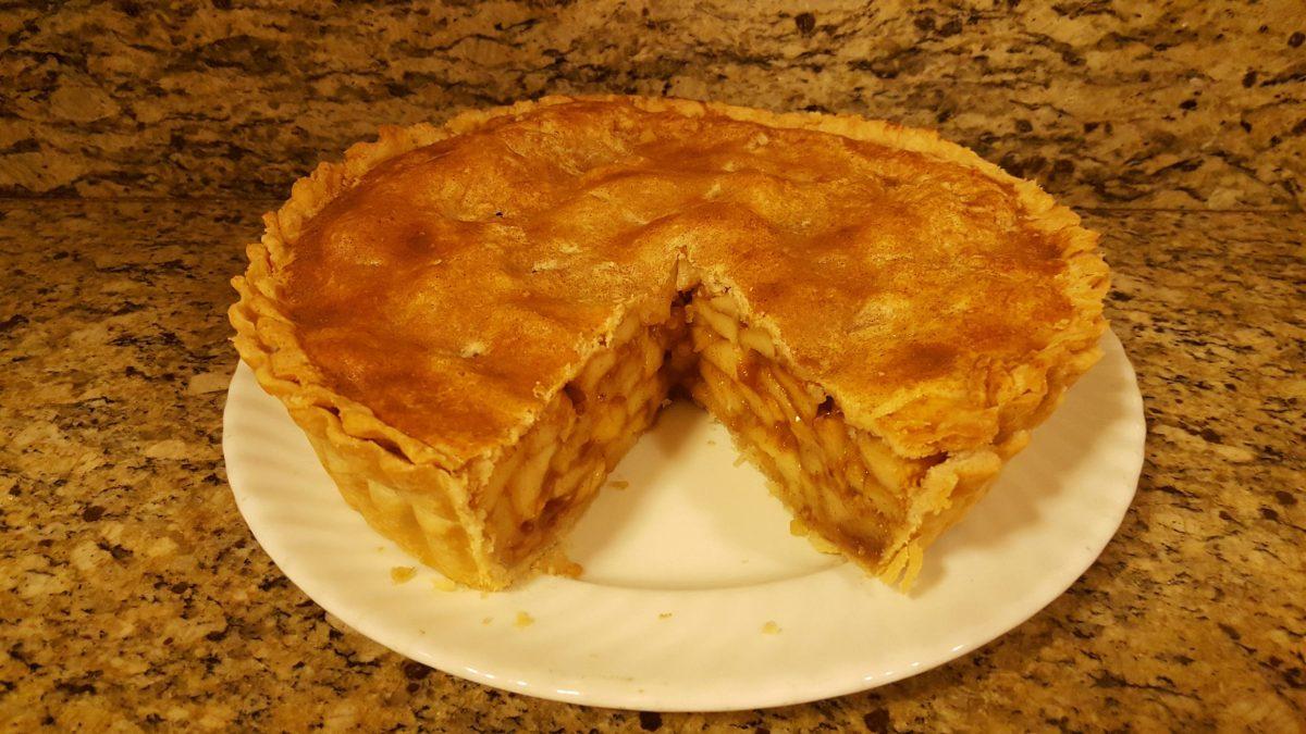 Advanced Apple Pie Making Techniques