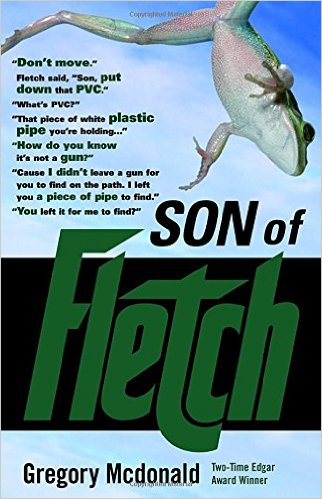 Son of Fletch Book Cover