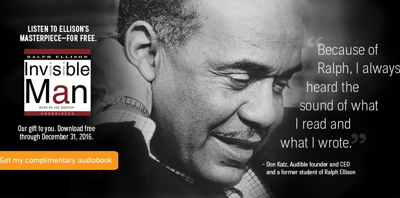 Download Ralph Ellison's Invisible Man as a Free Audiobook (Available for a Limited Time) | Open Culture