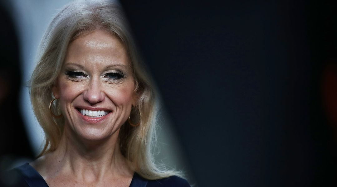 Kellyanne Conway finally admits the audit was just an excuse | Vox