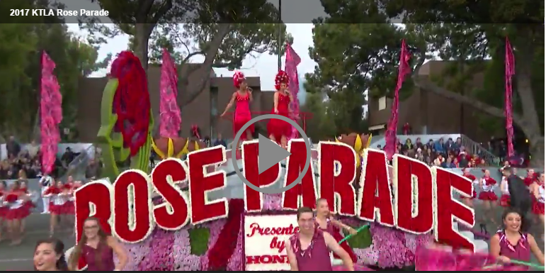  Watched The 128th Rose Parade Presented by Honda