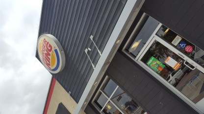 Burger King (exterior) on Colorado in Glendale
