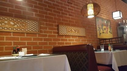 Noda dining room