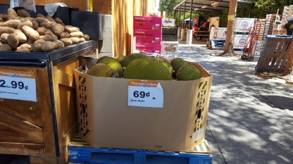 Jack Fruit at Super King