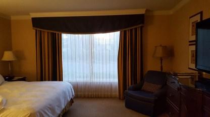 Langham Hotel Room 1221