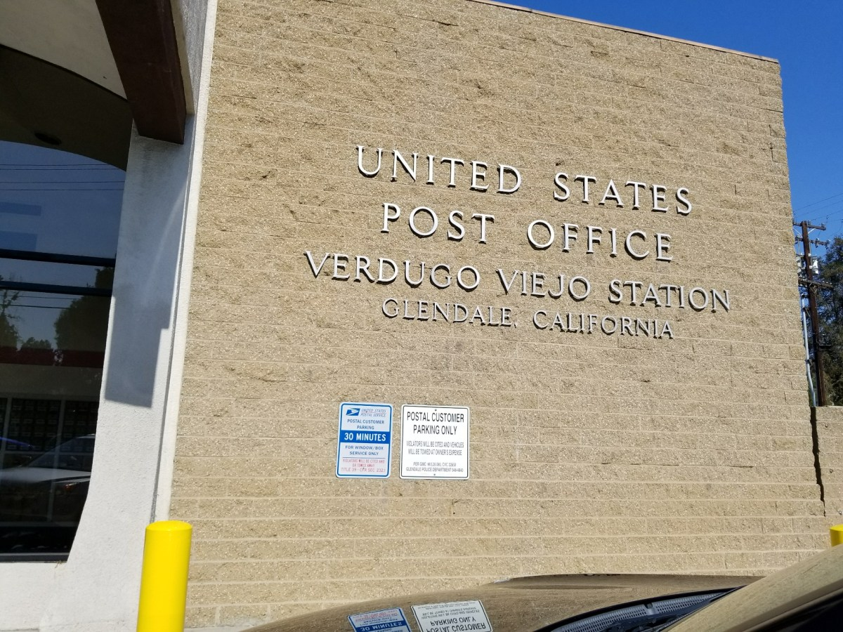 Checkin US Post Office