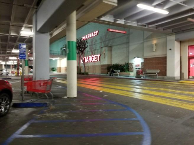 Eagle Rock Target