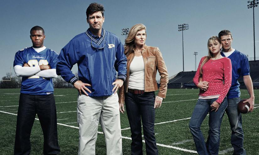 📺 Friday Night Lights Season 1, Episodes 16-18