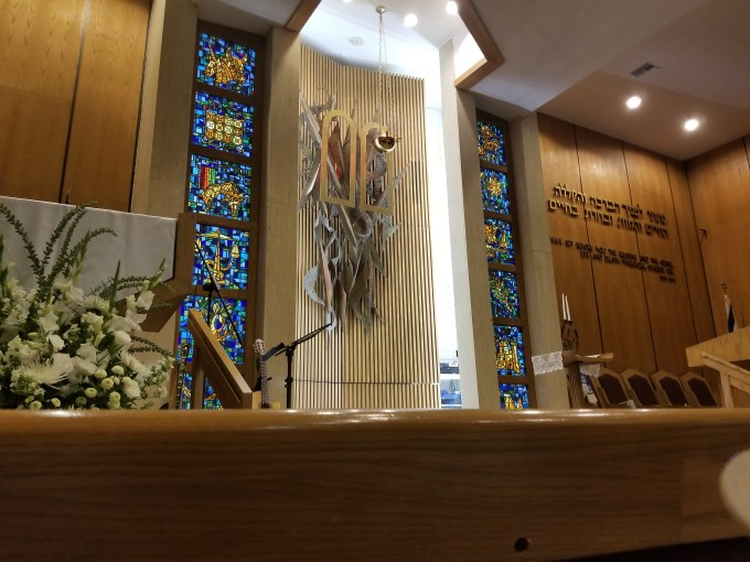 Checkin Temple Beth David
