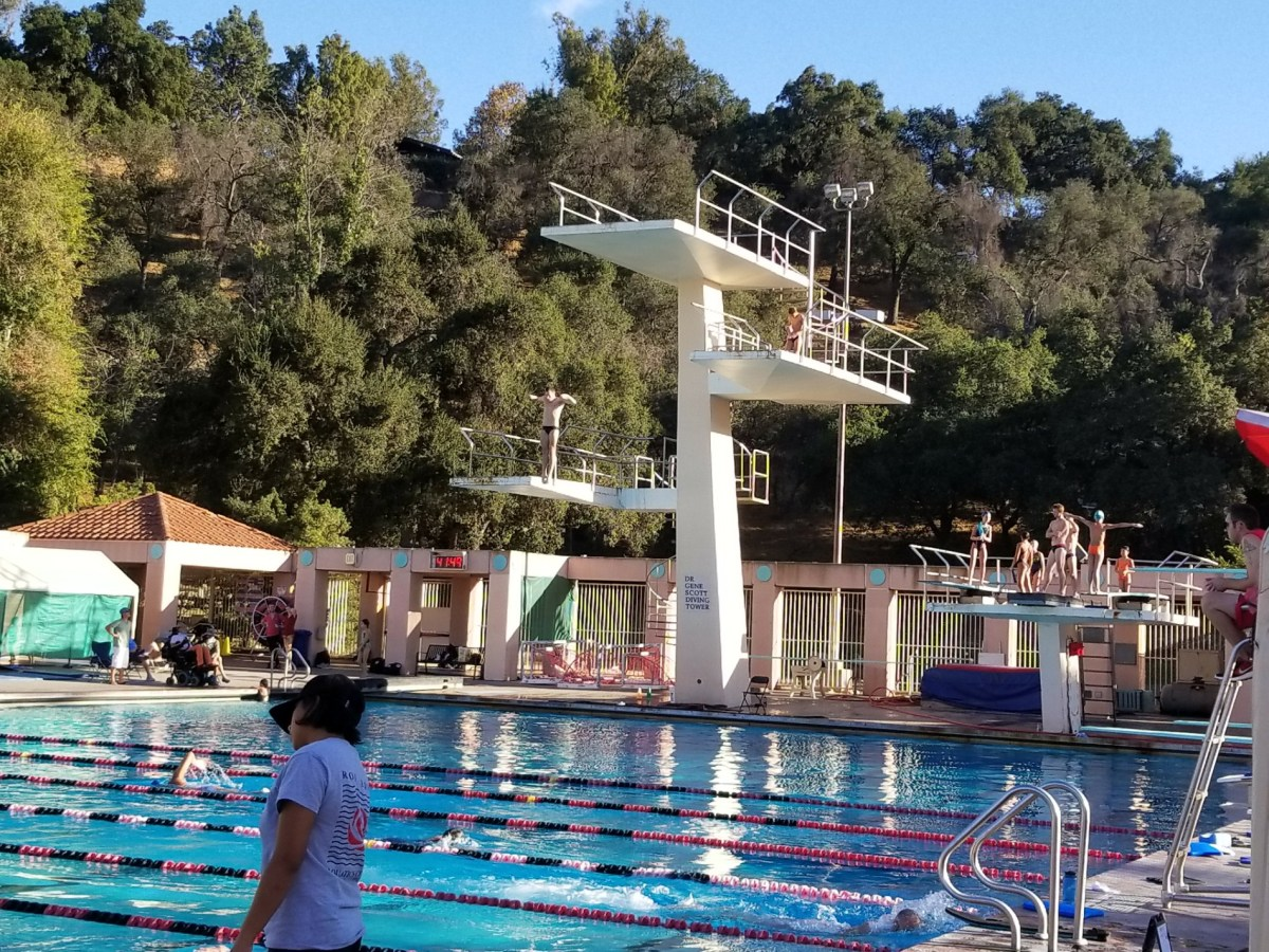 Checkin Rose Bowl Aquatic Center