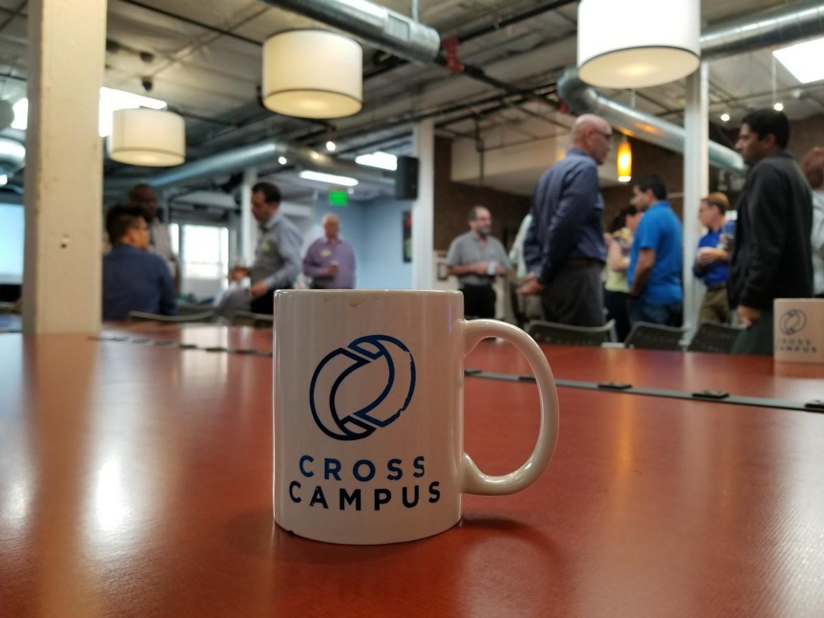 Checkin Cross Campus Old Pasadena: Friday morning coffee meetup