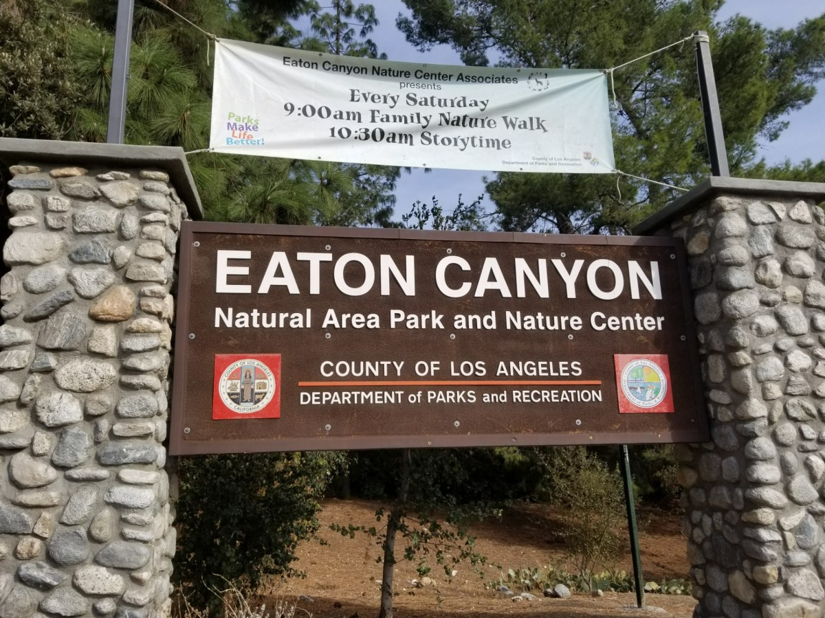 Checkin Eaton Canyon Nature Center