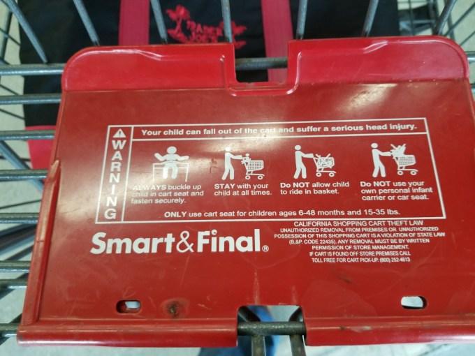 Checkin Smart & Final
