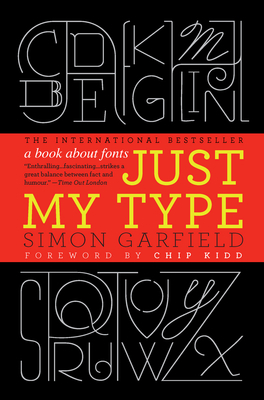 📖 Read pages i-52 of Just My Type by Simon Garfield