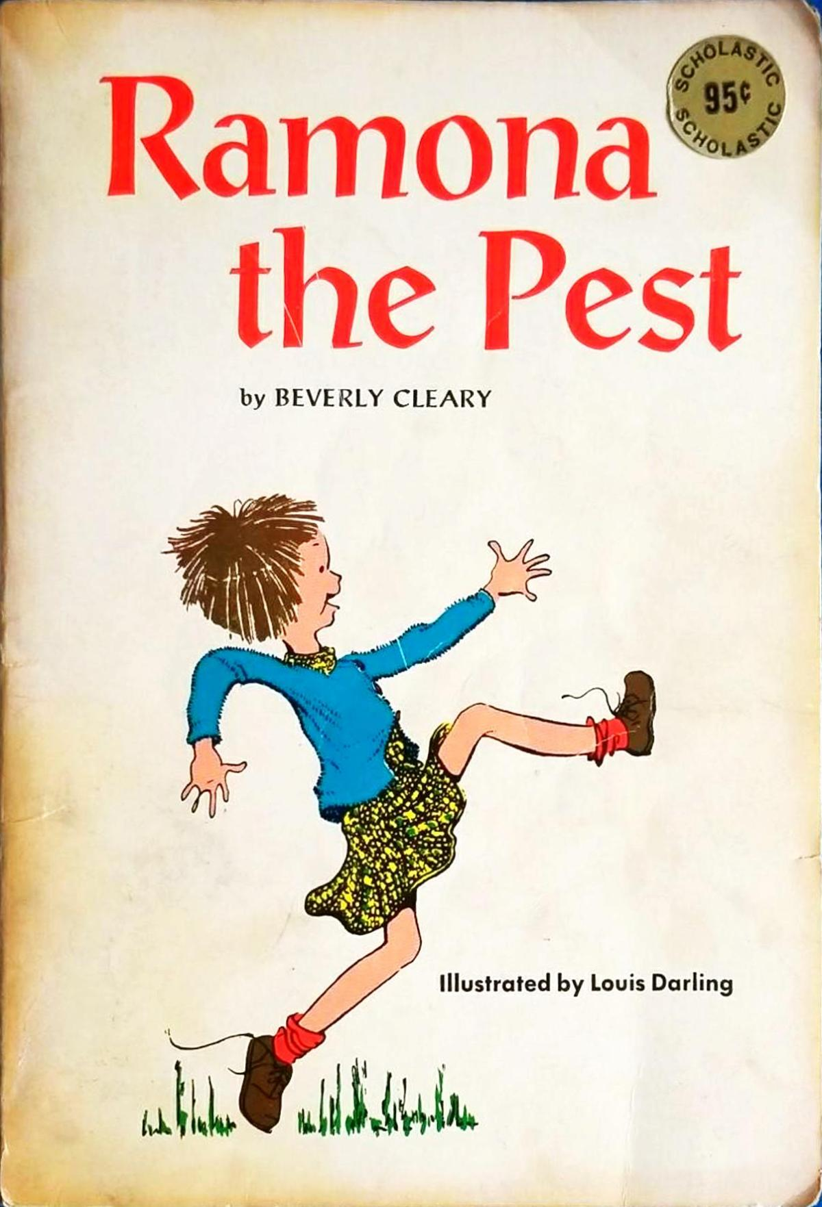 📖 Read pages 29-46 of Ramona the Pest by Beverly Cleary