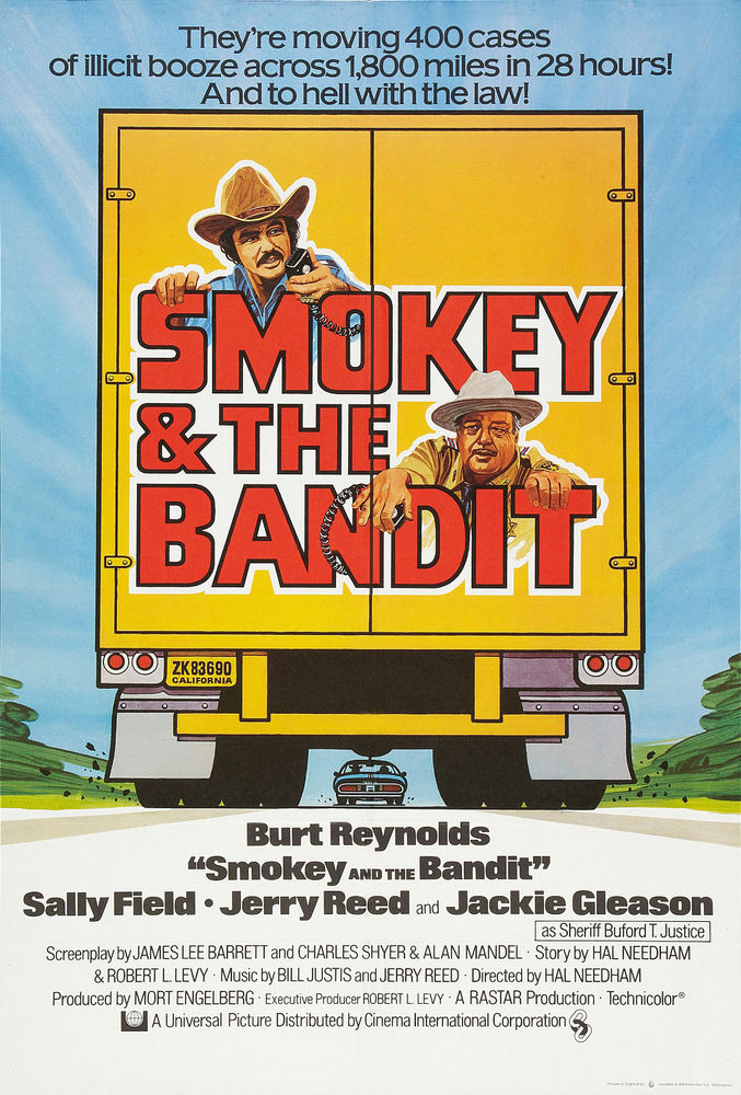 🎞 Smokey and the Bandit (1977)