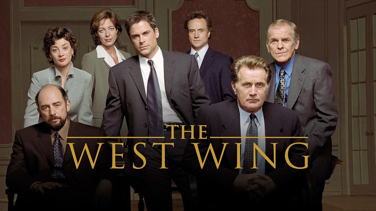 📺 The West Wing (NBC, 1999) Season 1, Episodes 1-4