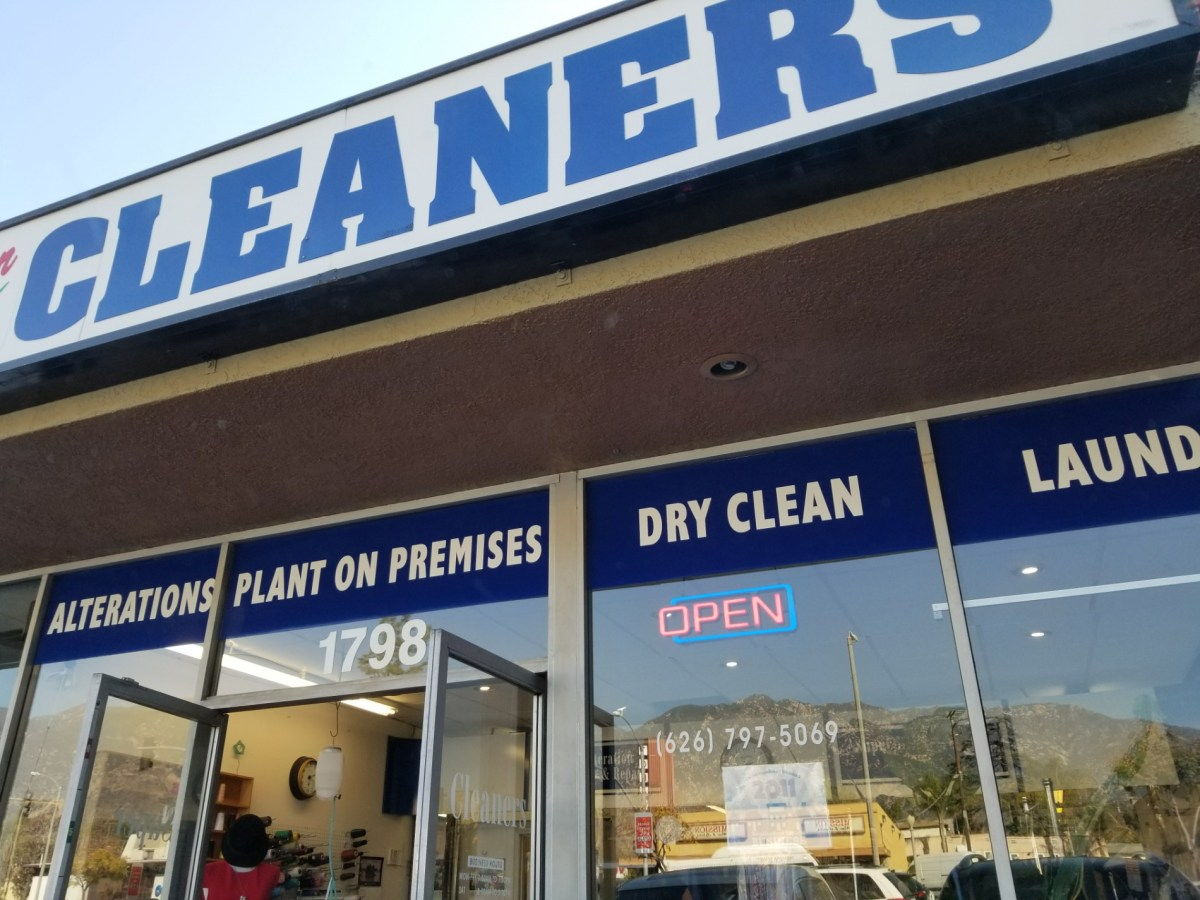 Checkin Super Dry Cleaners
