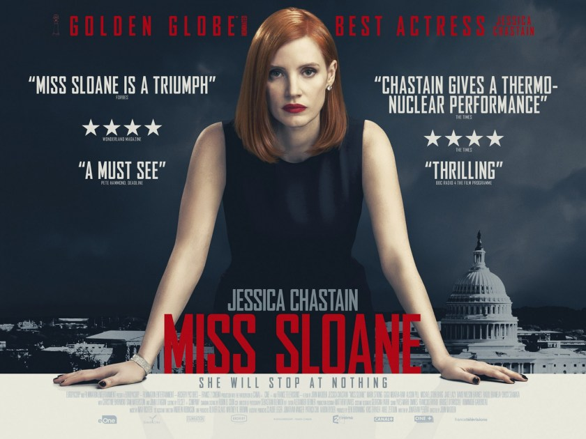 🎞 Miss Sloane (2016)