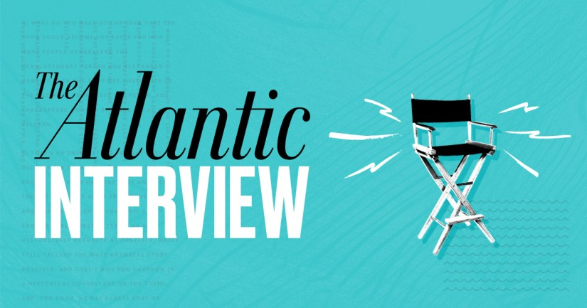 🎧 Richard Plepler | The Atlantic Interview