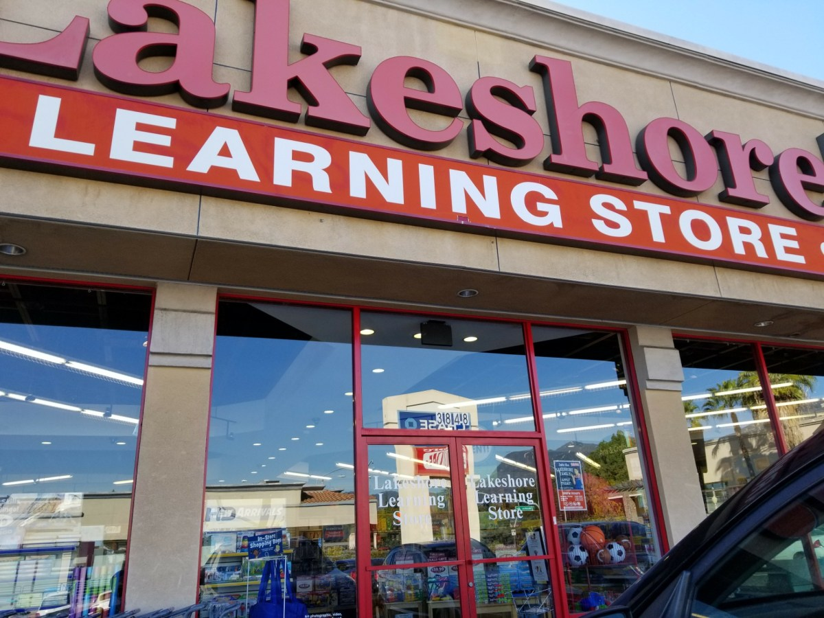 Checkin Lakeshore Learning Store