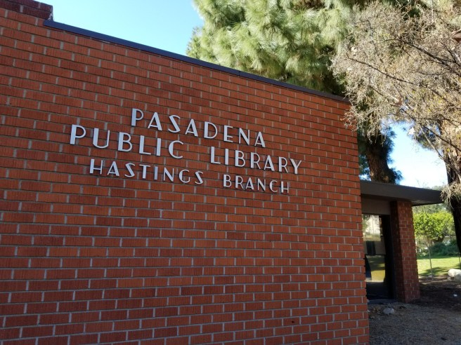 Pasadena Public Library - Hastings