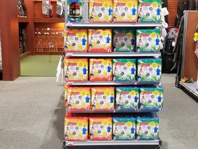 Tennis balls at DICK'S Sporting Goods