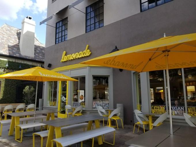Checkin Lemonade Pasadena