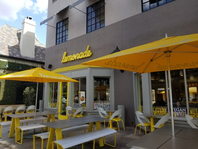 Lemonade Pasadena