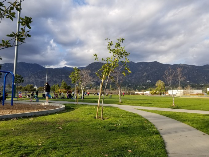 Checkin Victory Park