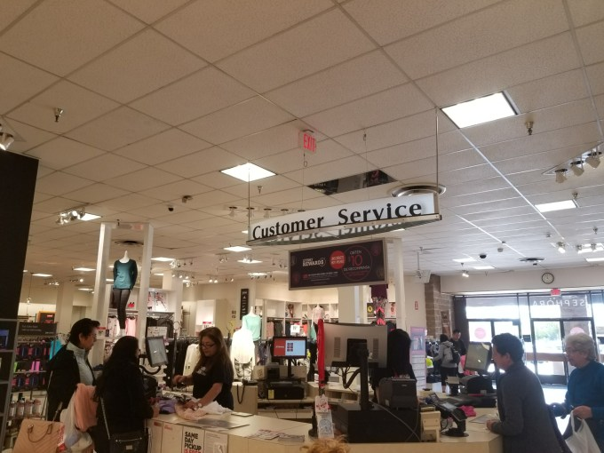 Checkin JCPenney