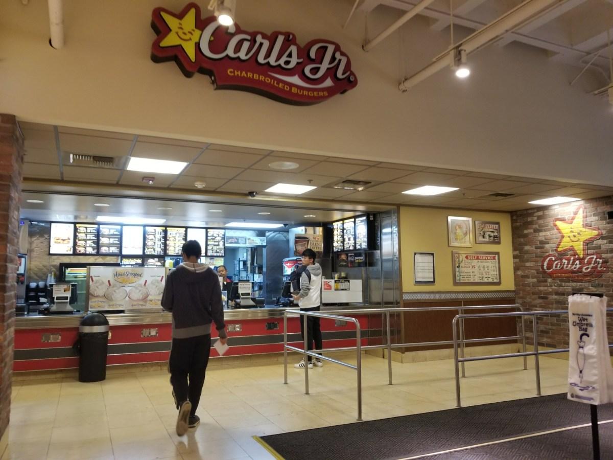 Checkin Carl's Jr.