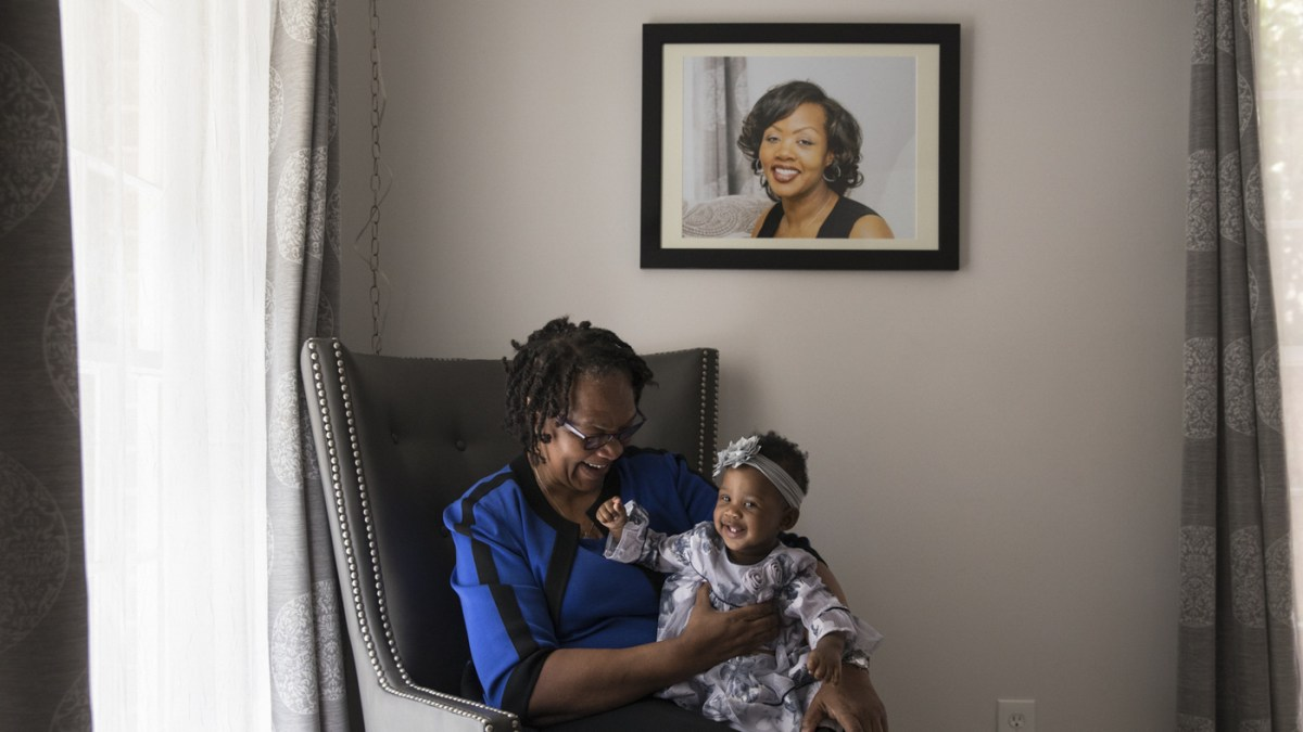  Black Mothers Keep Dying After Giving Birth. Shalon Irving's Story Explains Why | NRP