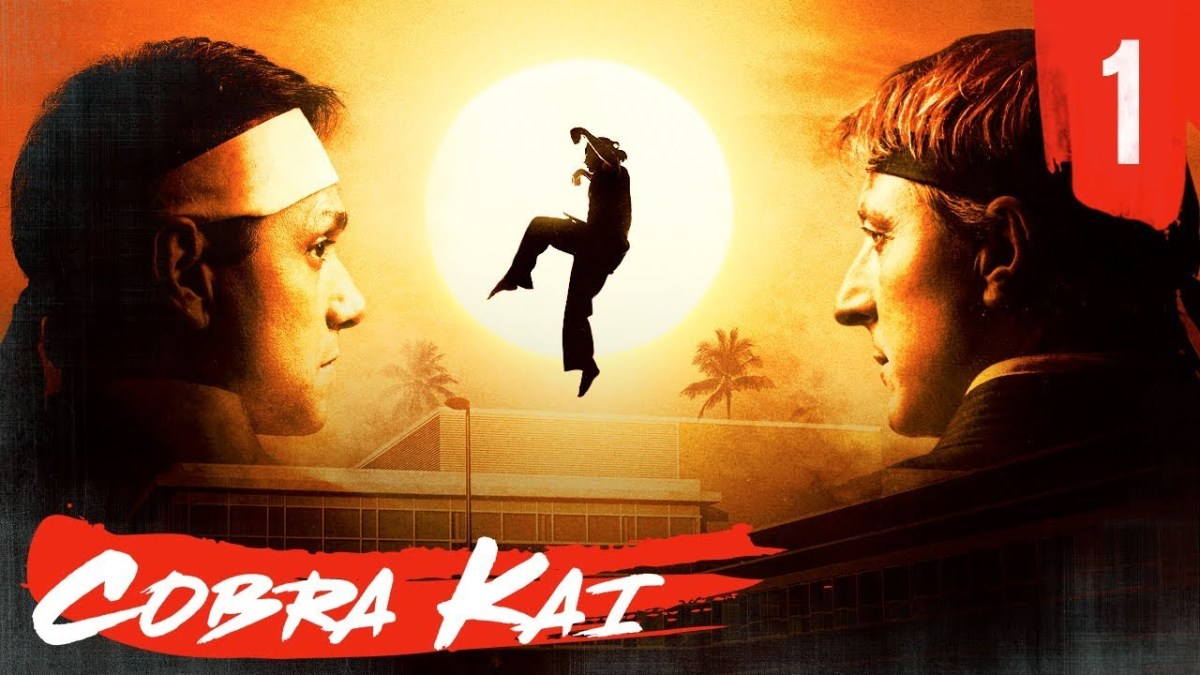 "📺 Cobra Kai Ep 1 – ""Ace Degenerate"" – The Karate Kid Saga Continues | YouTube"