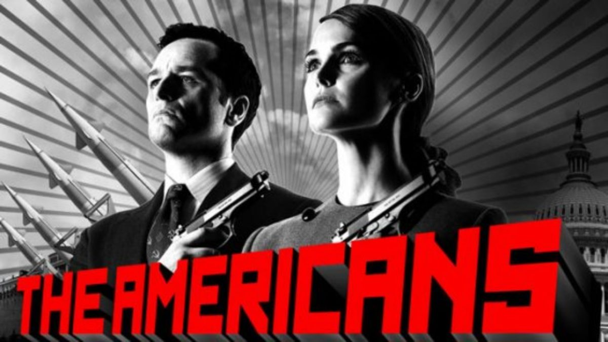 """ """"The Americans"""" The Oath 
