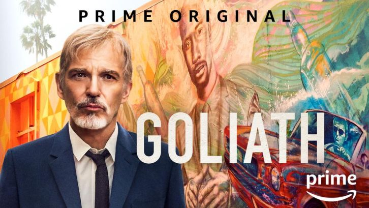 "📺 ""Goliath"" Fresh Flowers 