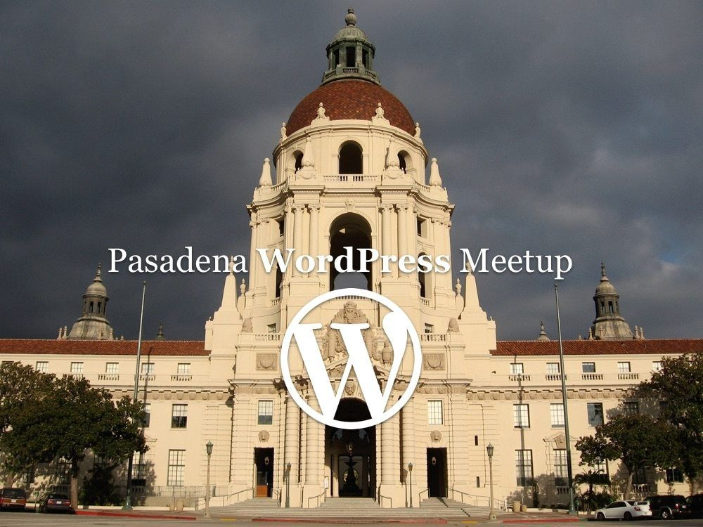 📅 RSVP WordPress Pasadena General Meetup, Mar 2019: It's a Spring Clean Thing | Meetup.com