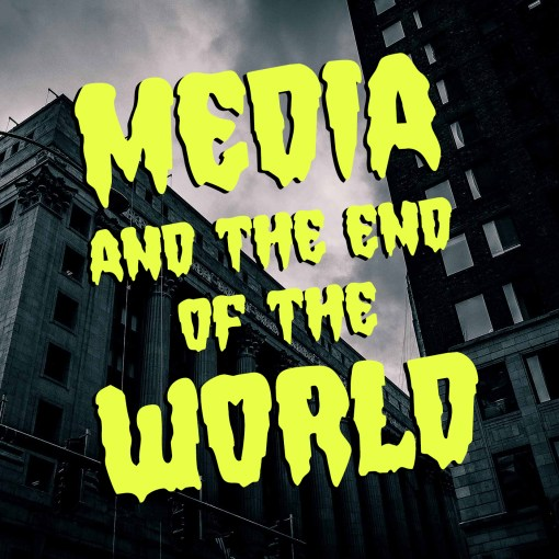 🎧 Episode 018 – Design Thinking | Media and the End of the World Podcast