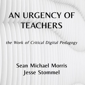 Cropped cover of An Urgency of Teachers featuring the title and authors